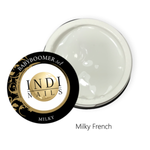 Babyboomer Milky white french – 30ml