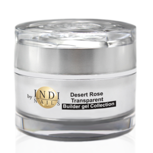 Build gel Desert Rose Clear 40g
