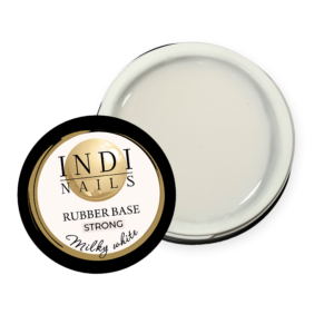 Rubber Base milky white STRONG – 30ml